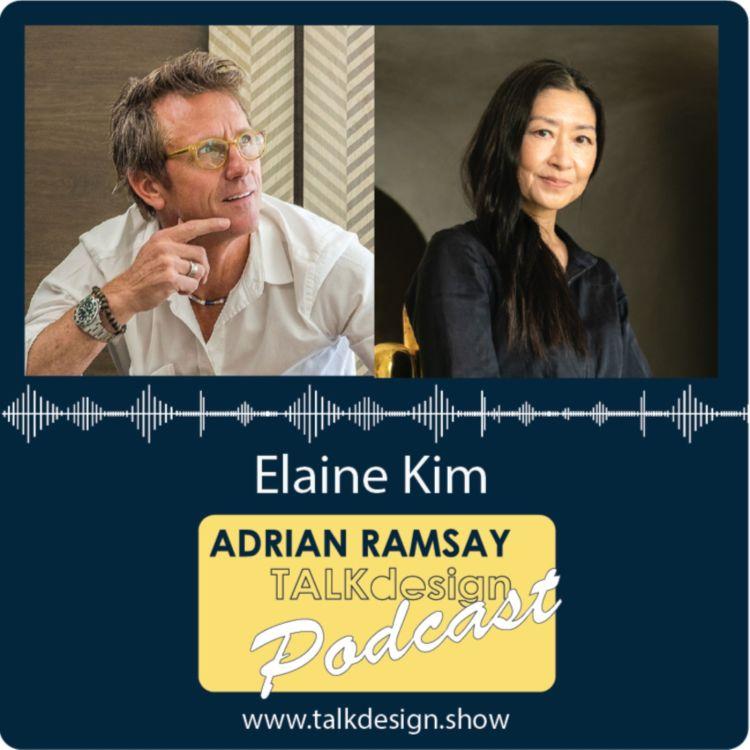 cover art for Elaine Kim