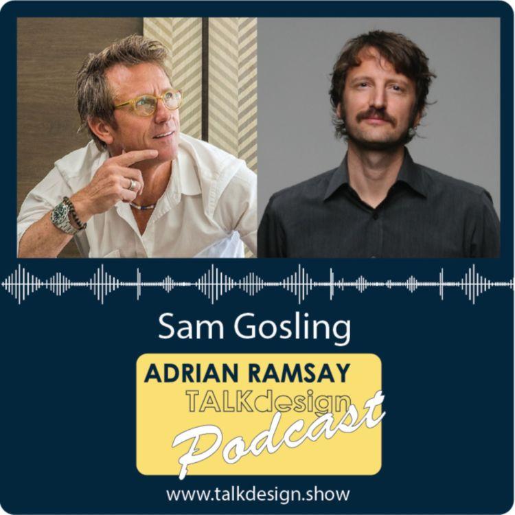cover art for Sam Gosling