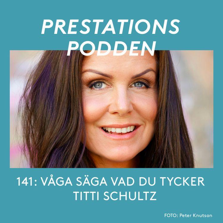cover art for  Titti Schultz