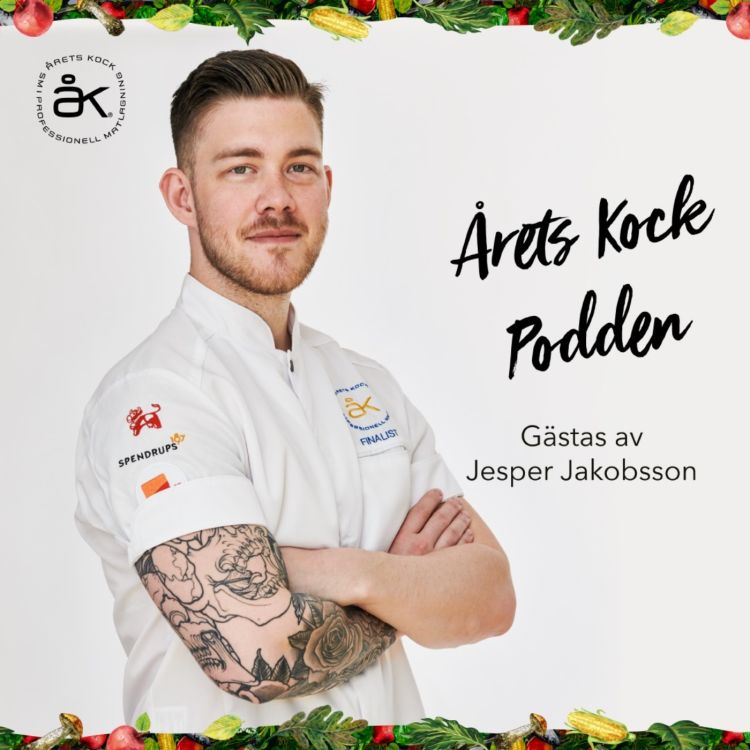cover art for Jesper Jakobsson