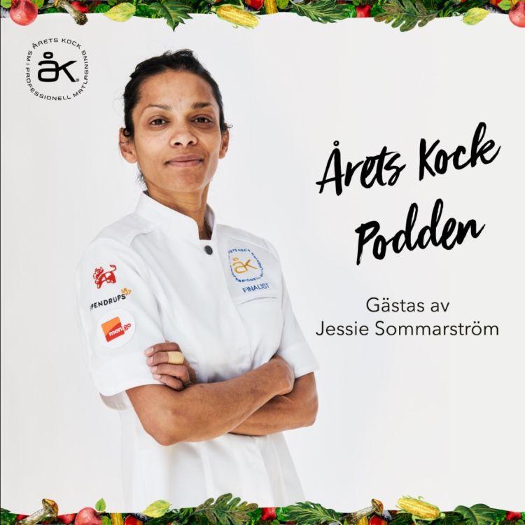 cover art for Jessie Sommarström
