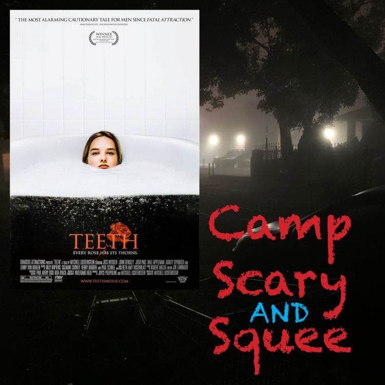 cover art for Teeth (2007)