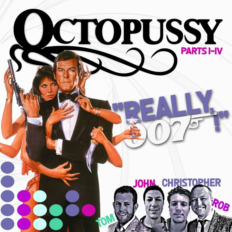 cover art for Octopussy review - part 1