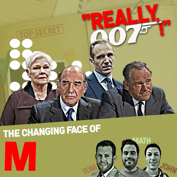cover art for The Changing Face Of M