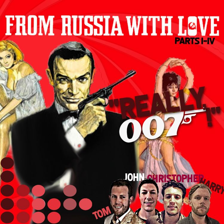 cover art for From Russia With Love review - part 4