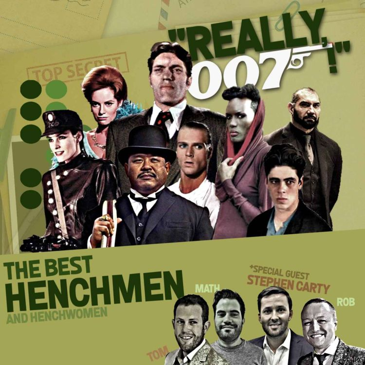 cover art for The Best Henchmen - part 1