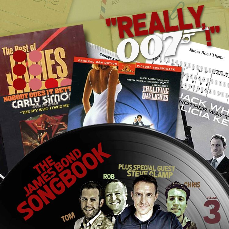 cover art for The James Bond Songbook Vol. 3 - part 1
