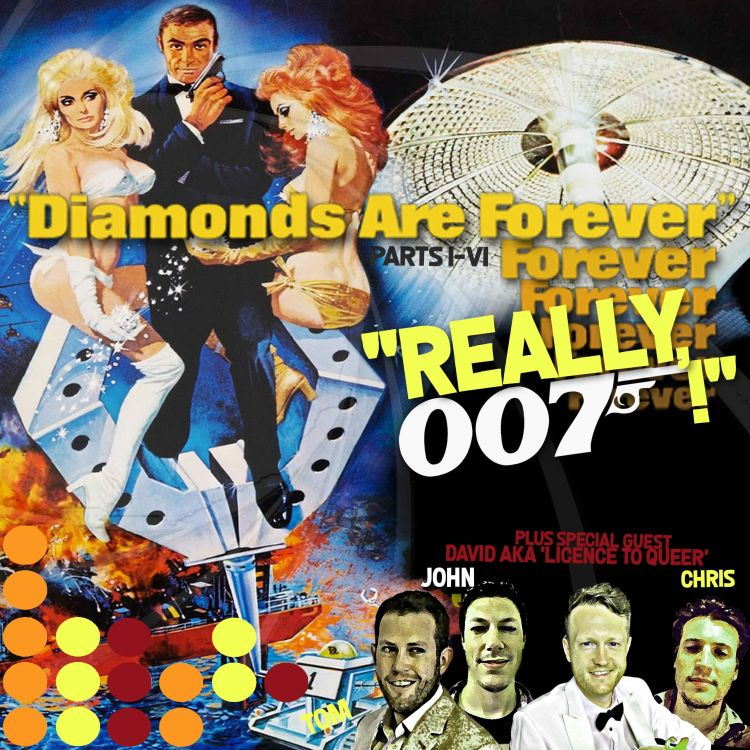 cover art for Diamonds Are Forever - part 3