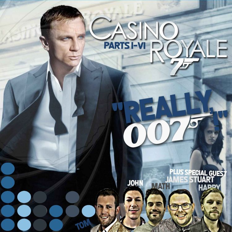 cover art for Casino Royale review - part 6