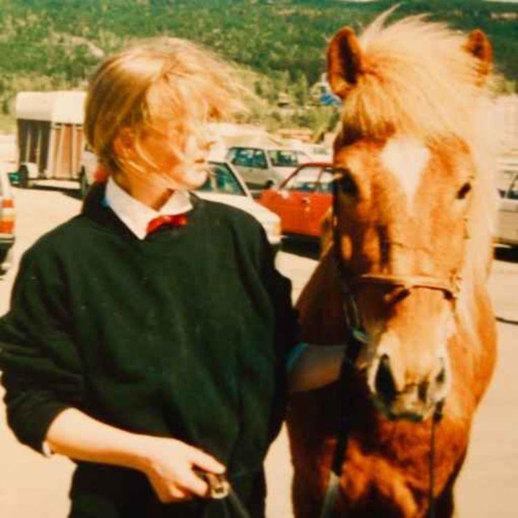 cover art for 65 - Hesten som ikke ville stoppe - MOZ#10
