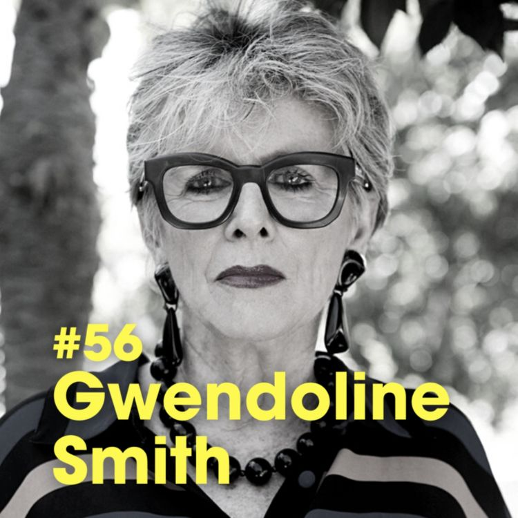 cover art for 'The Perils of Overthinking' w/ Gwendoline Smith - #Ep 56