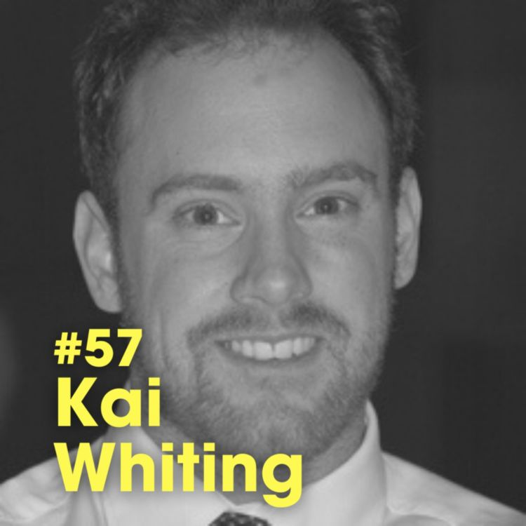 cover art for 'This Interview Has An Insane Twist' w/ Kai Whiting - #Ep 57