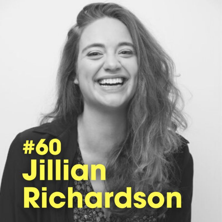 cover art for 'How To Make Friends As An Adult' - Jillian Richardson - #Ep 60