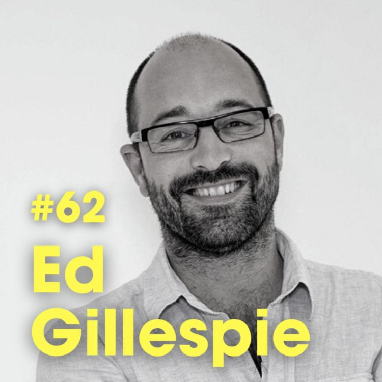 cover art for 'Companies Can't Save Us From Climate Change' - Ed Gillespie - #62