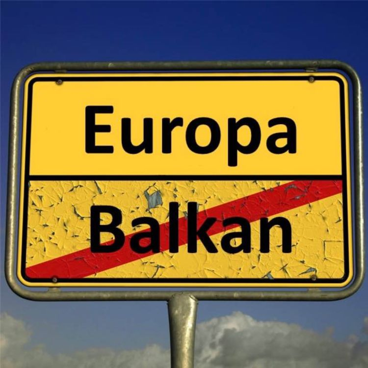 cover art for Introducing the Audio Book Balkan nach Europa - sofort!