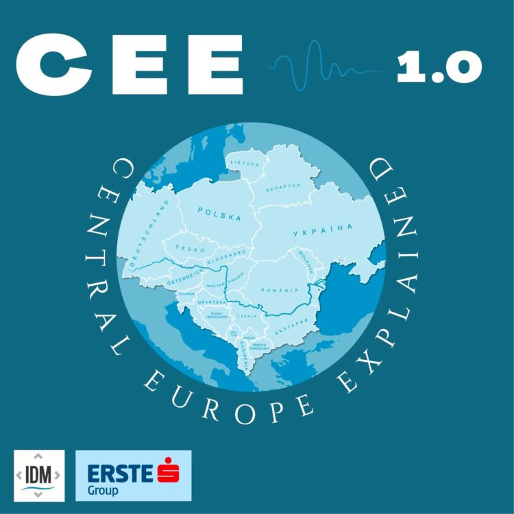 cover art for Central Europe