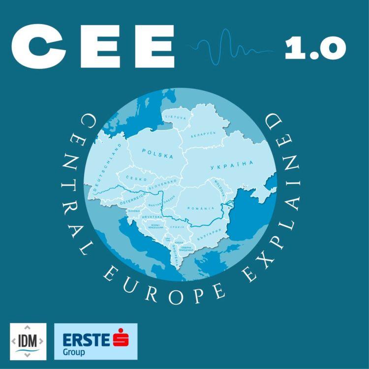 cover art for Austria, Visegrád Four, and the Western Balkans I