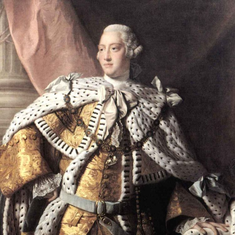 cover art for George III - a much misunderstood monarch?