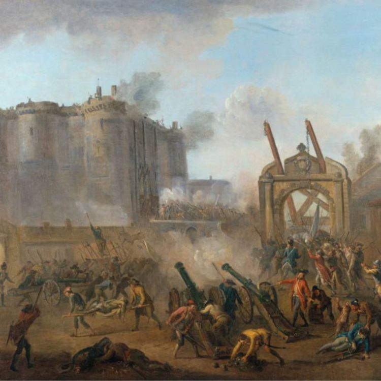 cover art for The French Revolution and its legacy