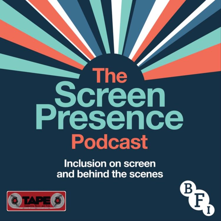 cover art for Introducing The Screen Presence Podcast
