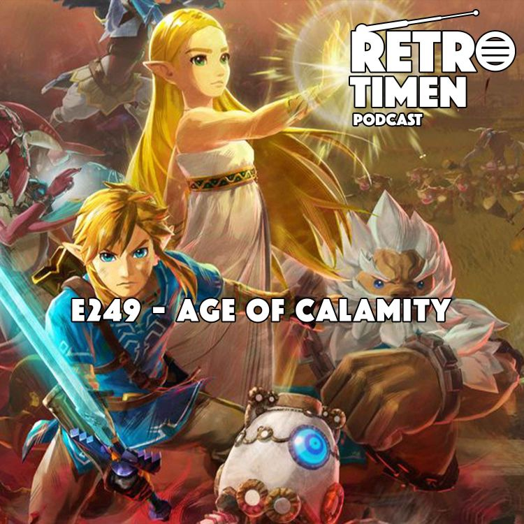 cover art for E249 - Age of Calamity