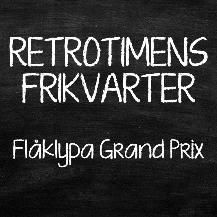 cover art for Flåklypa Grand Prix