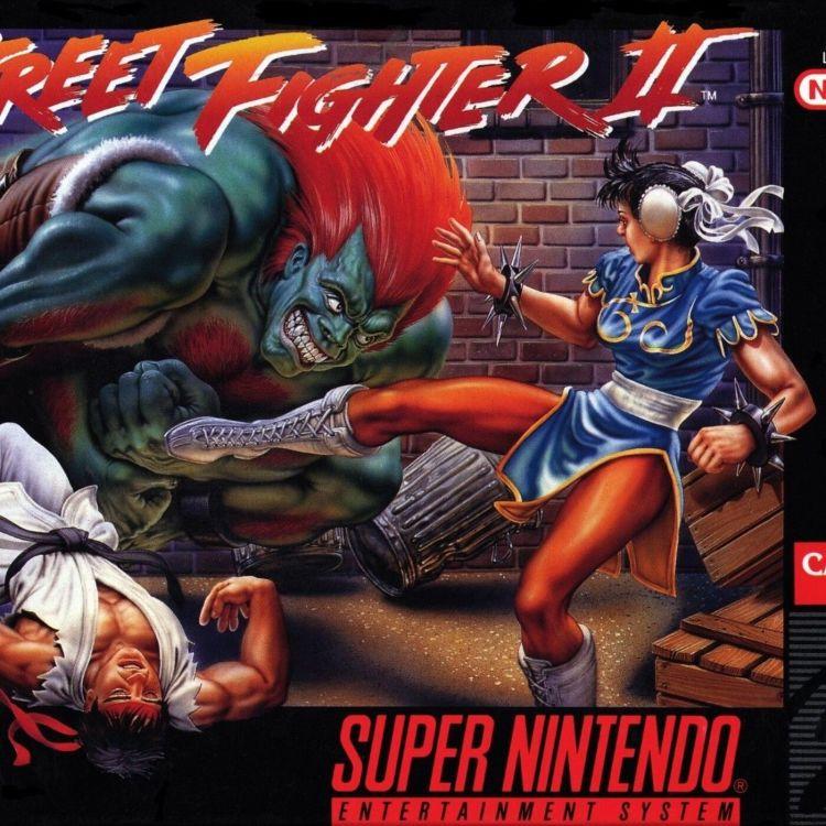 cover art for E225 - Street Fighter 2, Jakten på nyresteinen