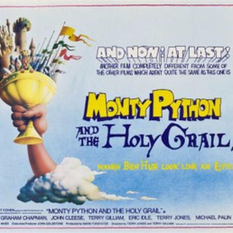 cover art for E224 - Monty Python og Ridderne av det runde bord, Animal Crossing, Luigi's Mansion 3