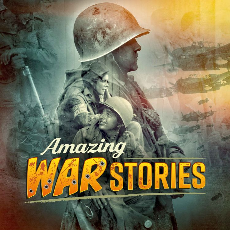 cover art for Amazing War Stories with Bruce Crompton Trailer