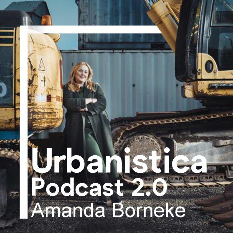 cover art for 140.EN Construction industry Impactor- Amanda Borneke