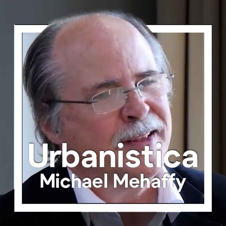 cover art for 188.ENG Exploring a new urbanism book - Michael Mehaffy