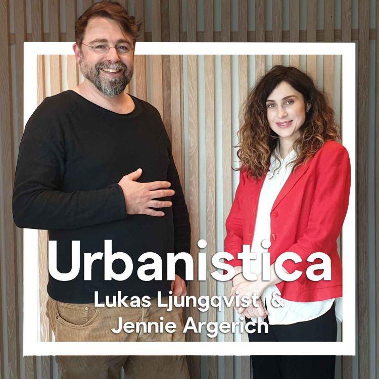 cover art for 225.SWE Mål 11 Hållbara städer och samhällen i Stockholms stad - Lukas Ljungqvist och Jennie Argerich