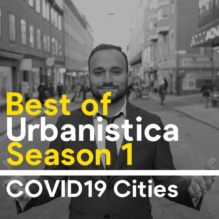 cover art for 105.EN Best of #COVID19 Cities - Mustafa Sherif