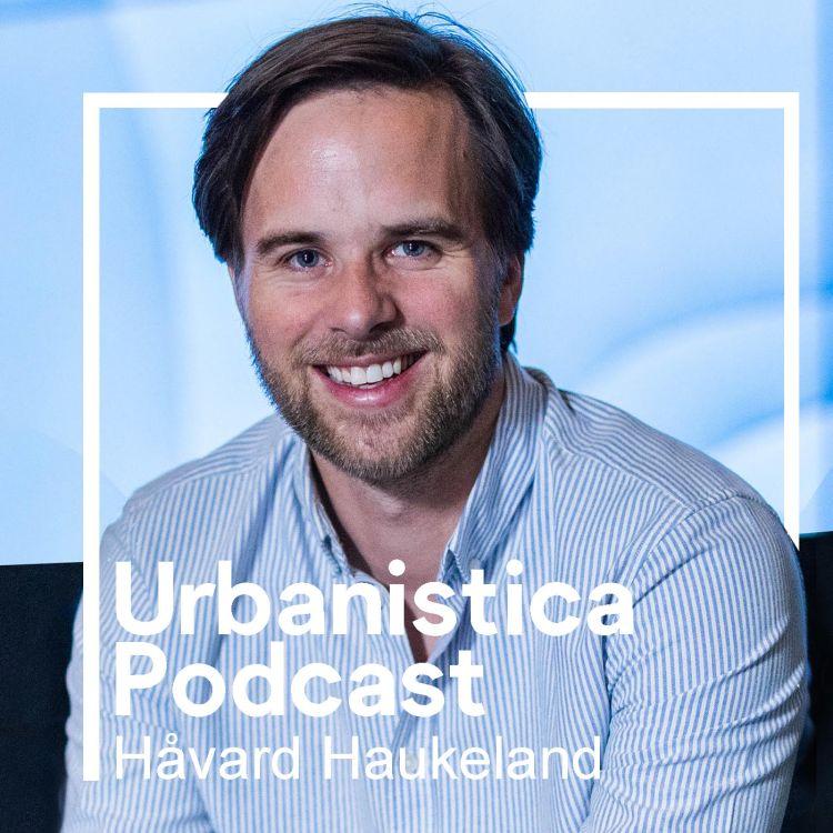 cover art for 93. EN. Artificial intelligence Urban Planning - Håvard Haukeland