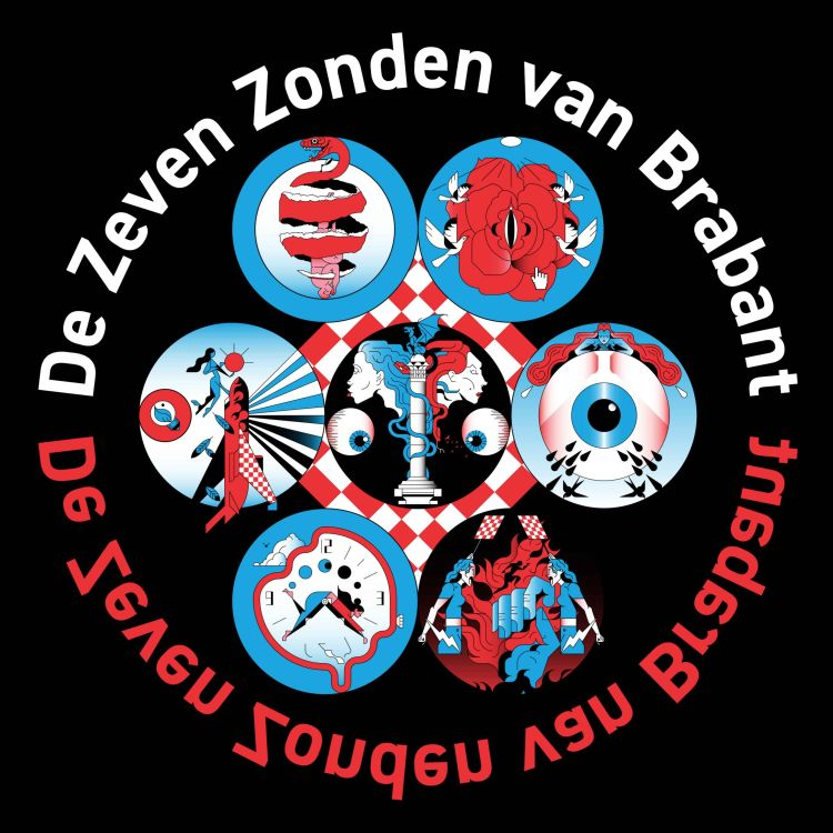 cover art for Trailer: De Zeven Zonden van Brabant