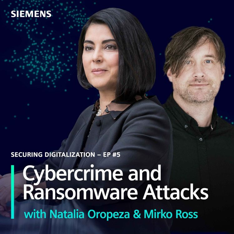 cover art for Cybercrime and Ransomware Attacks
