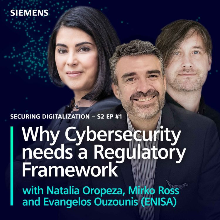 cover art for Why Cybersecurity needs a Regulatory Framework
