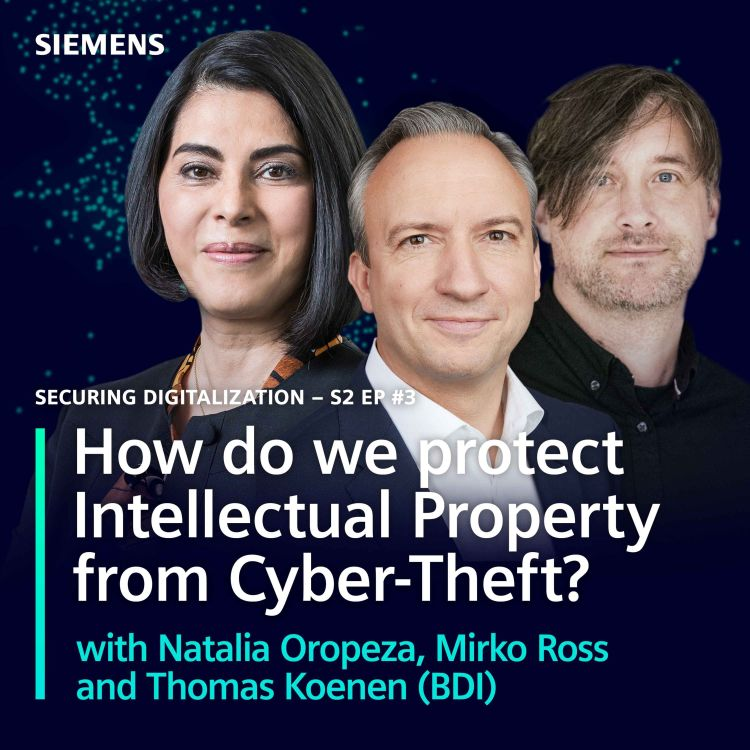 cover art for How do we protect Intellectual Property from Cyber-Theft?