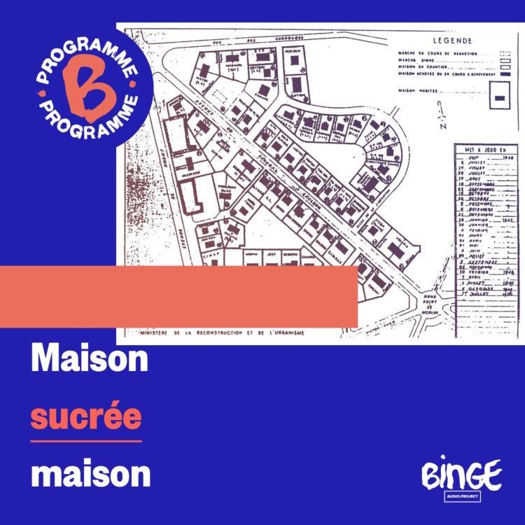 cover art for [BONUS] Maison sucrée maison