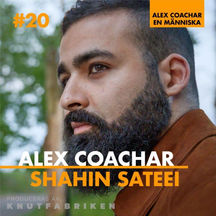 cover art for #20: Vill jag lita på andra? – Shahin Sateei