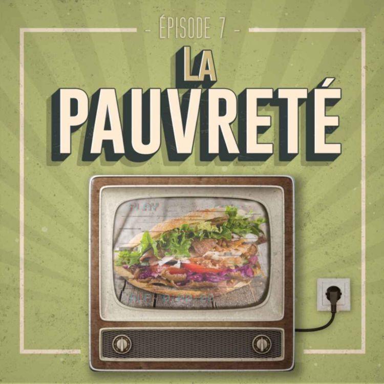 cover art for La pauvreté