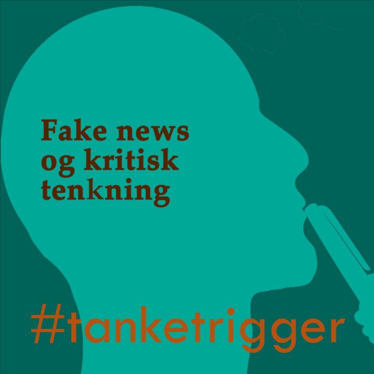 cover art for TT-03: Fake news og kritisk tenkning