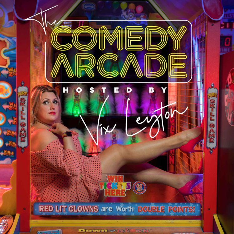 cover art for Bonus Episode - The Comedy Arcade International Women's Day Special