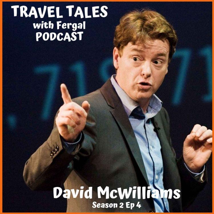 cover art for David McWilliams