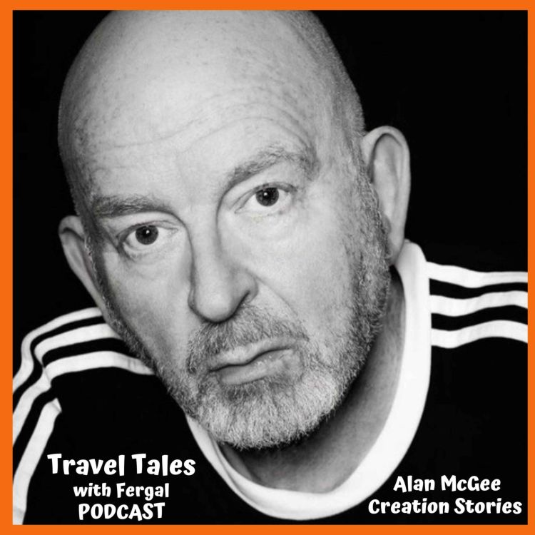 cover art for Alan McGee - Creation Stories