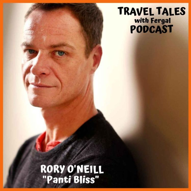 cover art for Rory O'Neill - Panti Bliss
