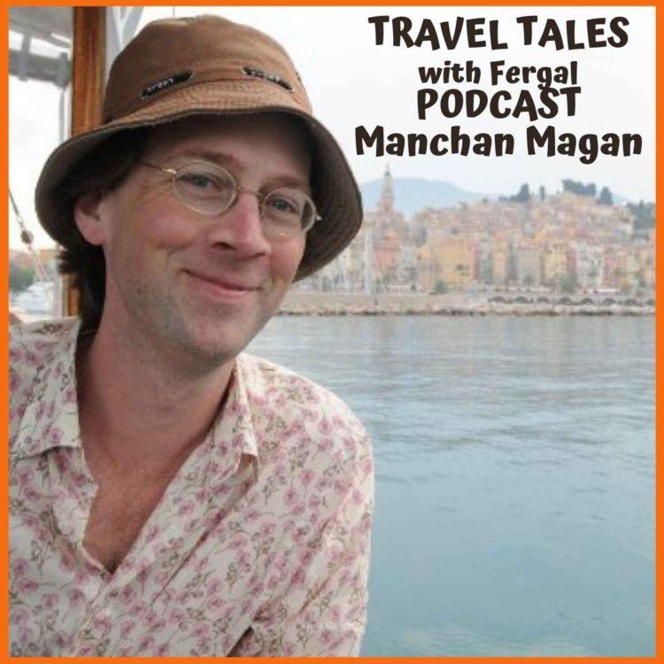 cover art for Manchan Magan