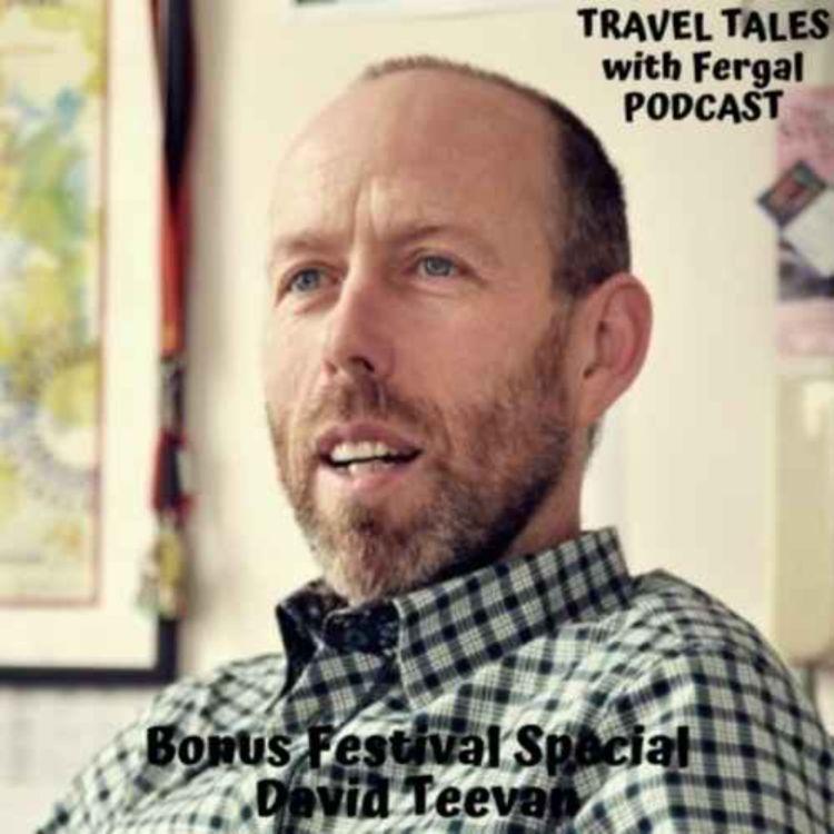 cover art for David Teevan - Clonmel Junction Arts Festival Founder