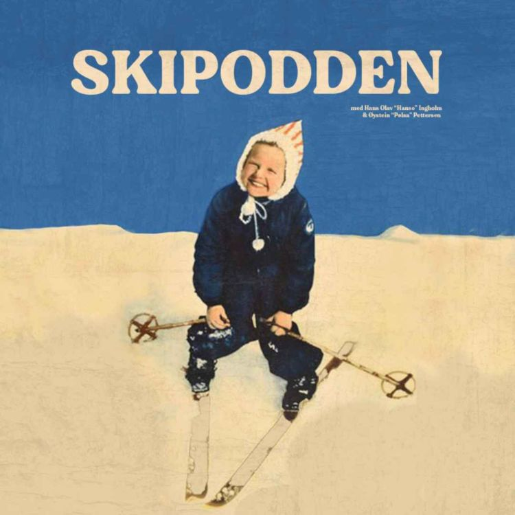 cover art for #14 m/ Knut Nystad - Skismøring spesial og sladder fra et langt liv i langrennssporten