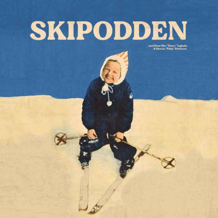 cover art for #15 m/ Andreas Nygaard - Vi tar ut stafettlagene til VM, skirenn i bitende kulde og hvordan man takler motgang